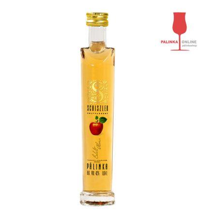 Érlelt almapálinka 40 ml   Schiszler pálinka