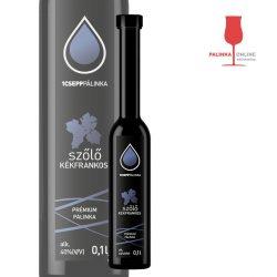 Kékfrankos szőlőpálinka 100 ml | 1Csepp pálinkaház