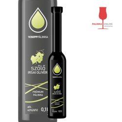 Irsai Olivér szőlőpálinka | 1Csepp pálinkaház