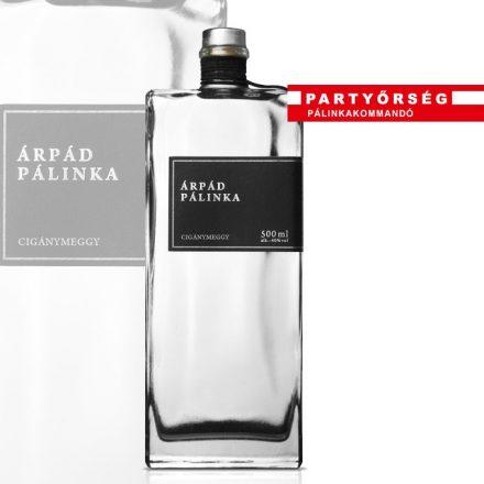 Ez ám az ital!  Árpád Prémium Cigánymeggy Pálinka  vásárlás a palinka.online pálinkashopban