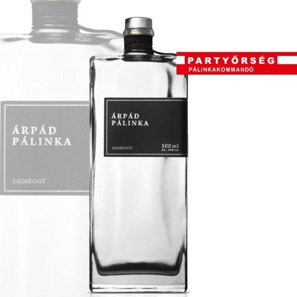 Ez ám az ital!  Árpád Prémium Sajmeggy Pálinka vásárlás a palinka.online pálinkashopban