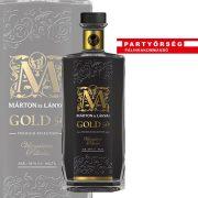 Ez ám az ital!  Márton és Lányai Gold Vilmoskörta pálinka a palinka.online pálinkashopban!