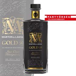 Ez ám az ital!  Márton és Lányai Gold Irsai Olivér Törkölypálinka  a palinka.online pálinkashopban!