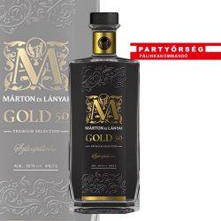 Ez ám az ital!  Márton és Lányai Gold Szilvapálinka a palinka.online pálinkashopban!