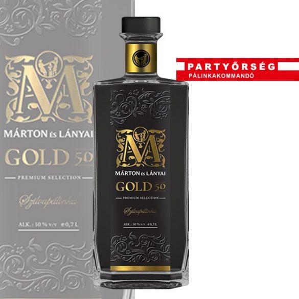 Ez ám a pálinka! Márton és Lányai Gold Szilvapálinka a Partyőrség pálinkashopban!