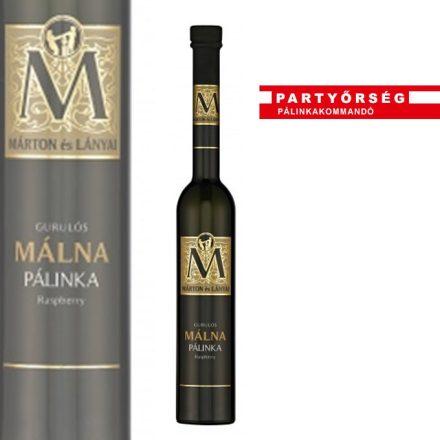 Ez ám az ital!  Márton és Lányai Málnapálinka  a palinka.online pálinkashopban!