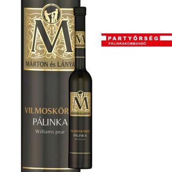 Ez ám a pálinka!Márton és Lányai Vilmoskörte pálinka  a Partyőrség   Pálinkakommandó pálinkashopban!