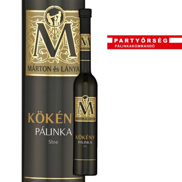 Ez ám az ital!  Márton és Lányai Kökénypálinka  a palinka.online pálinkashopban!