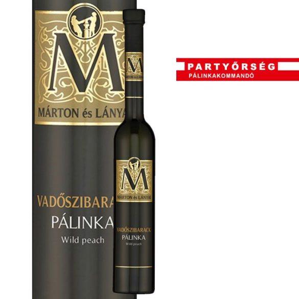 Ez ám a pálinka! Márton és Lányai Vadőszibarack pálinka a Partyőrség Pálinkakommandó pálinkashopban
