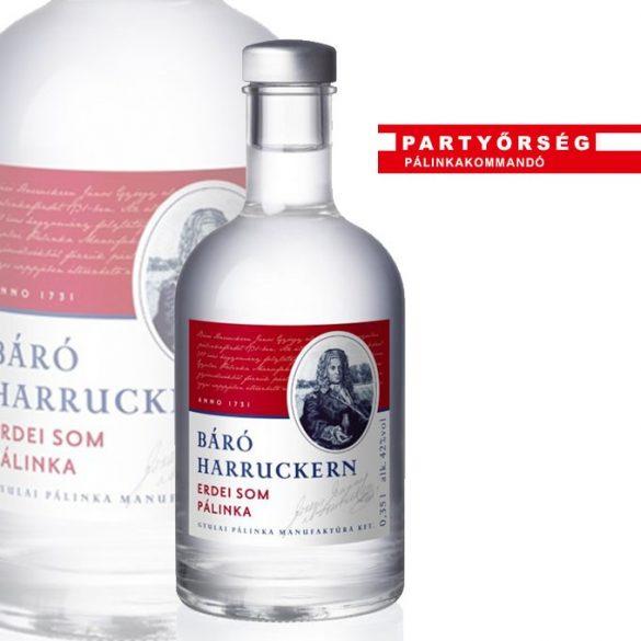 Báró Harruckern Erdei Som Pálinka