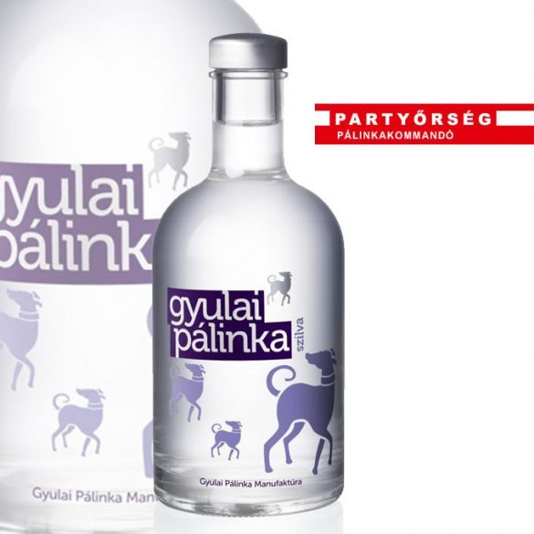 Szilvapálinka 50 ml  | Gyulai Pálinka