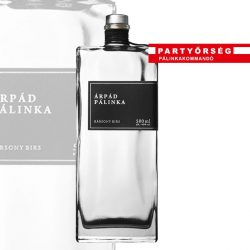 Ez ám az ital!  Árpád Prémium Bársony Birs Pálinka vásárlás a palinka.online pálinkashopban