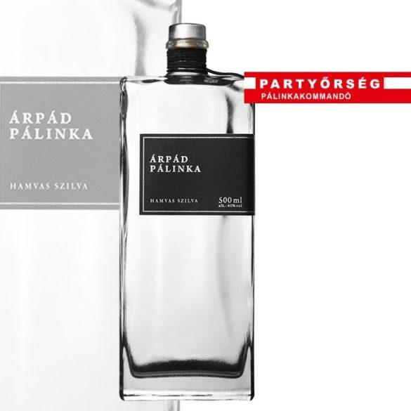Ez ám az ital!  Árpád Prémium Hamvas Szilvapálinka vásárlás a palinka.online pálinkashopban
