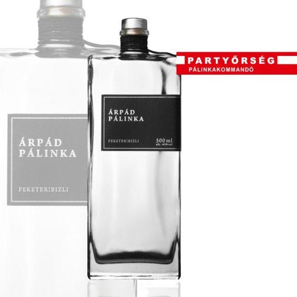 Ez ám az ital!  Árpád Prémium Fekete Ribizlipálinka vásárlás a palinka.online pálinkashopban