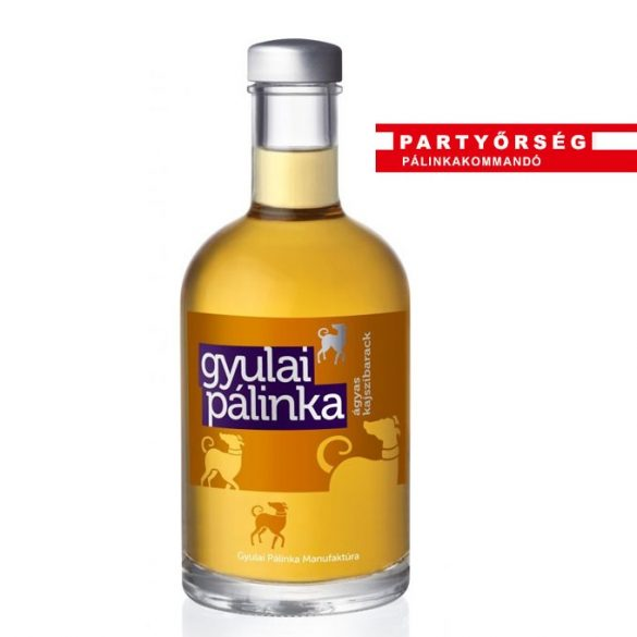 Gyulai Ágyas Kajszibarack Pálinka