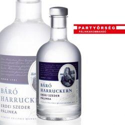 Báró Harruckern Erdei Szeder Pálinka