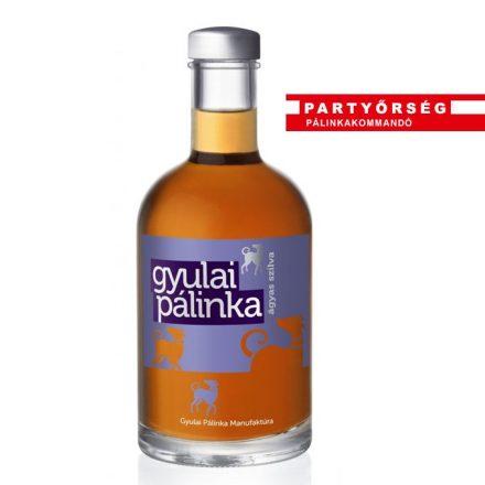 Ágyas Szilvapálinka 50 ml   Gyulai pálinka