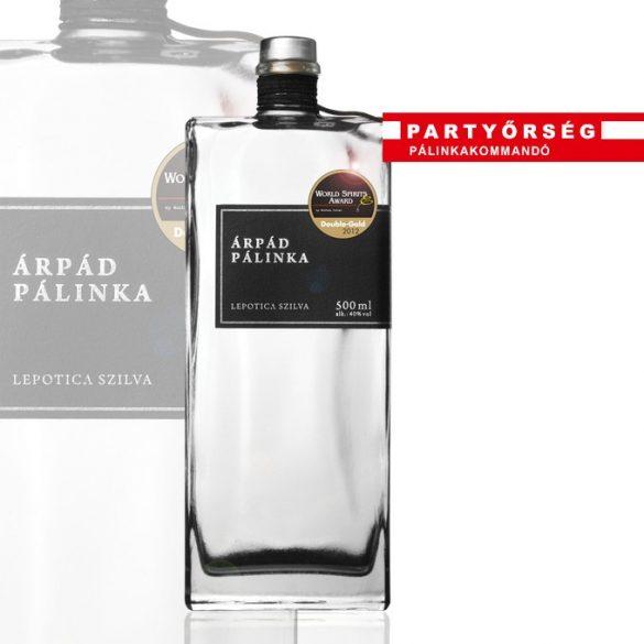 Ez ám az ital!  Árpád Prémium Lepotica Szilvapálinka vásárlás a palinka.online pálinkashopban
