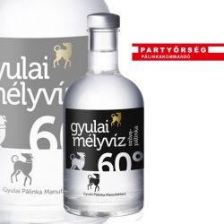Gyulai Mélyvíz Szilva Pálinka a csodás virágillat és a mézédes szilvakarakter tökéletes egysége