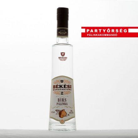 Ez ám az ital!  Békési Manufaktúra Birspálinka a palinka.online pálinkashopban!