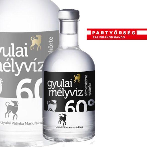 Gyulai Mélyvíz Vilmoskörte Pálinka az érett, lédús vilmoskörte ízével omlik el a szánkban