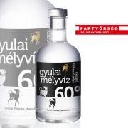 Gyulai Mélyvíz Cigánymeggy Pálinka