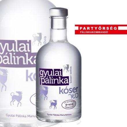 Kóser Szilvapálinka 350 ml   Gyulai pálinka
