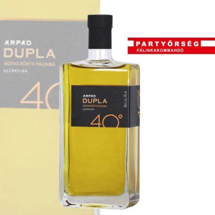 Ez ám az ital!  Árpád Dupla Ágyas Körtepálinka 40% vásárlás a palinka.online pálinkashopban