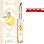 Ez ám az ital!  Békési prémium Birspálinka a palinka.online pálinkashopban!