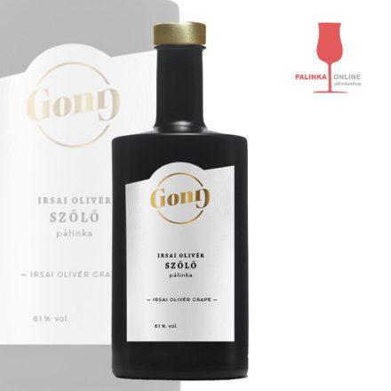 Irsai Olivér szőlőpálinka | Gong pálinkaház