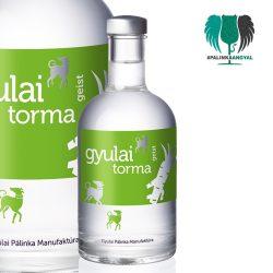 Torma Geist 350 ml    Gyulai limitált kiadású zöldségpárlat