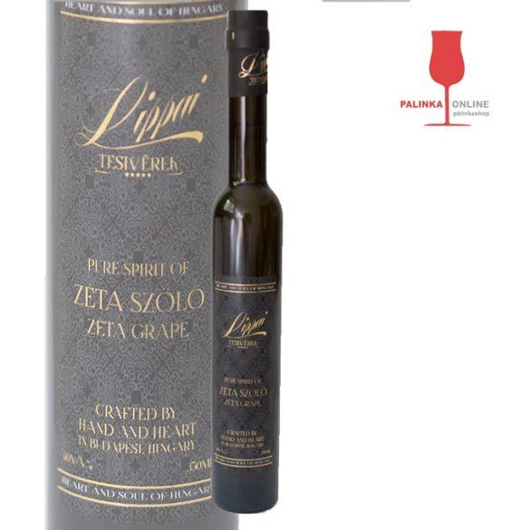 Zéta szőlőpálinka 350 ml   Lippai testvérek
