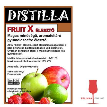 Distilla Fruit X Gyümölcscefre élesztő 500g