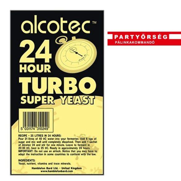 Alcotec Turbo 24 a leggyorsabb fajélesztő házi pálinkacefre készítéshez | pálinka.online