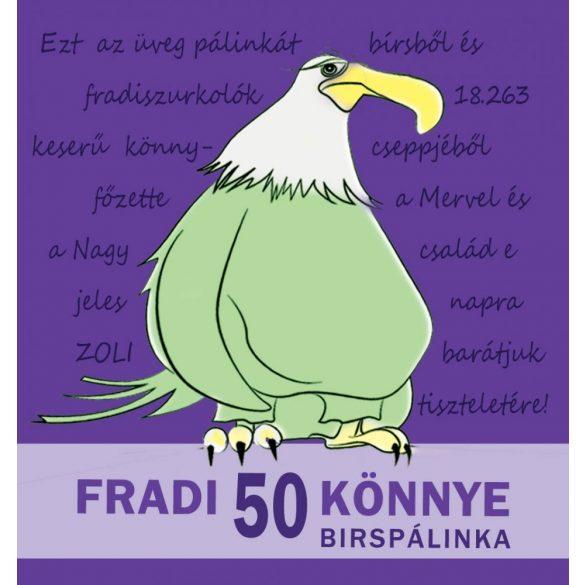 Saját címkedesign Oslo palackra - Pálinkadesign a palinka.online pálinkashopban!