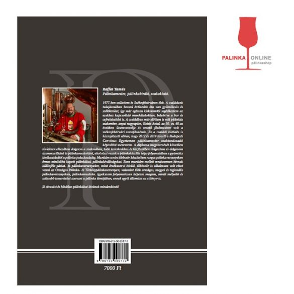 Raffai Tamás | Pálinkakönyv