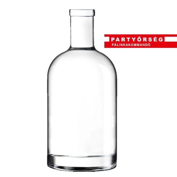 Házi pálinkafőzés kellékei:  OSLO pálinkás üveg  a Partyőrség | Pálinkakommandó pálinkashopban!