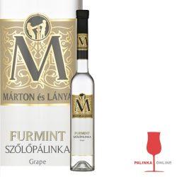 Ez ám az ital!  Márton és Lányai Furmszőlőpálinka a Palinka.online webshopban!