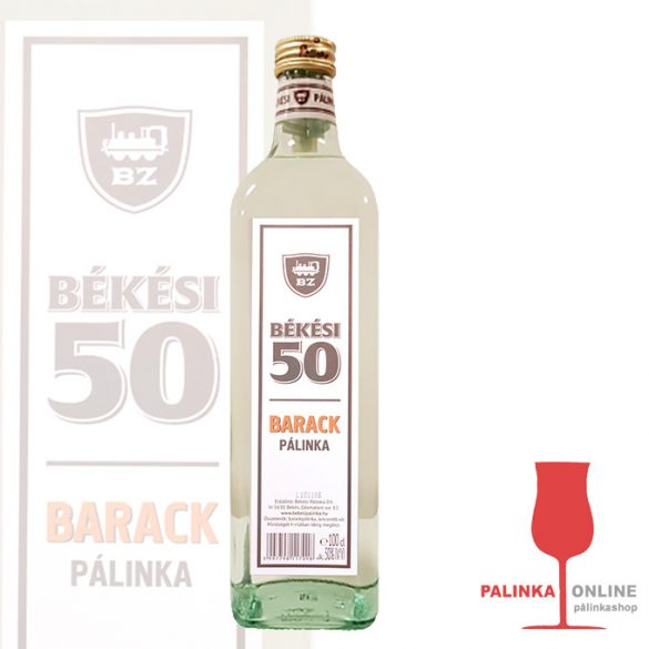 Barackpálinka | Békési 50 pálinkacsalád