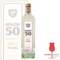 Birspálinka | Békési 50 pálinkacsalád