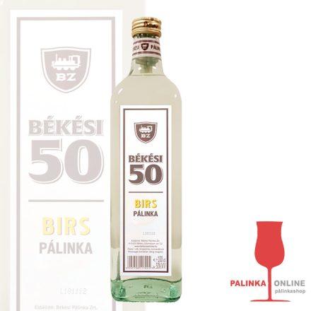Birspálinka   Békési 50 pálinkacsalád