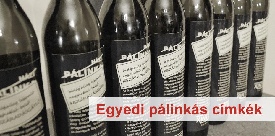 Pálinka.online | egyedi pálinkás címkék tervezése és készítése