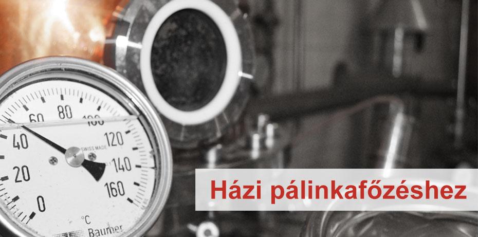 Pálinka.online | a házi pálinkafőzés kellékei